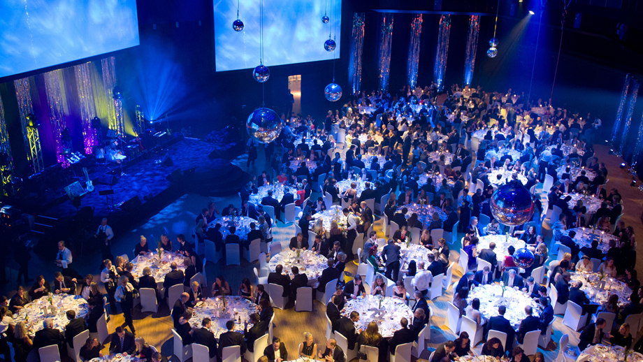 Schibsted Award dinner 2012